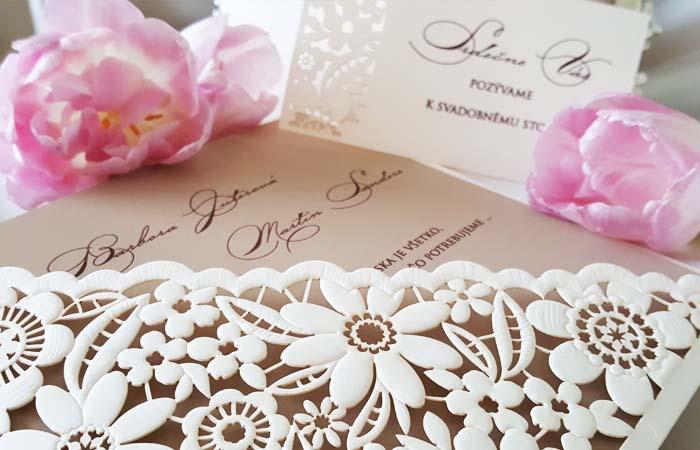 Ako vybrať svadobné oznámenie?