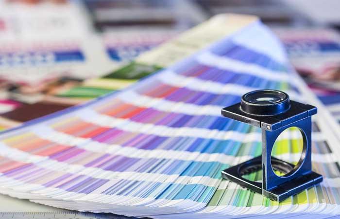 Jaké barvy lze tisknout?