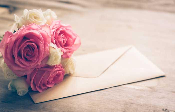 Svatební obálky